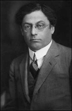 Leopold Procházka v roce 1925