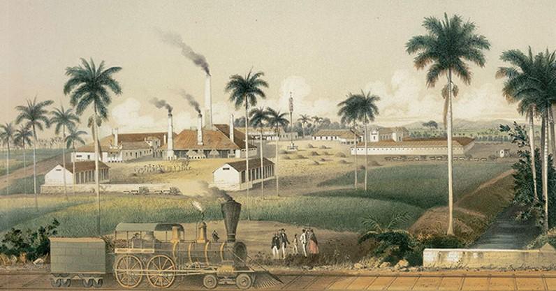 conde de cuba, kubánský rum, historie rumu