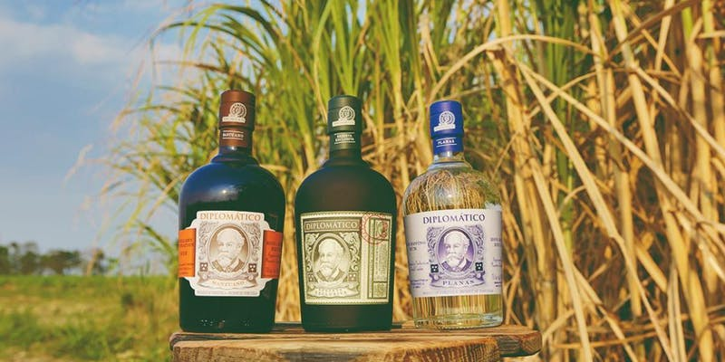 diplomatico rumy, venezuelský rum, reserva exclusiva