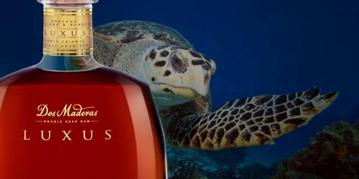 dos maderas luxus, karibský rum, prémiový rum